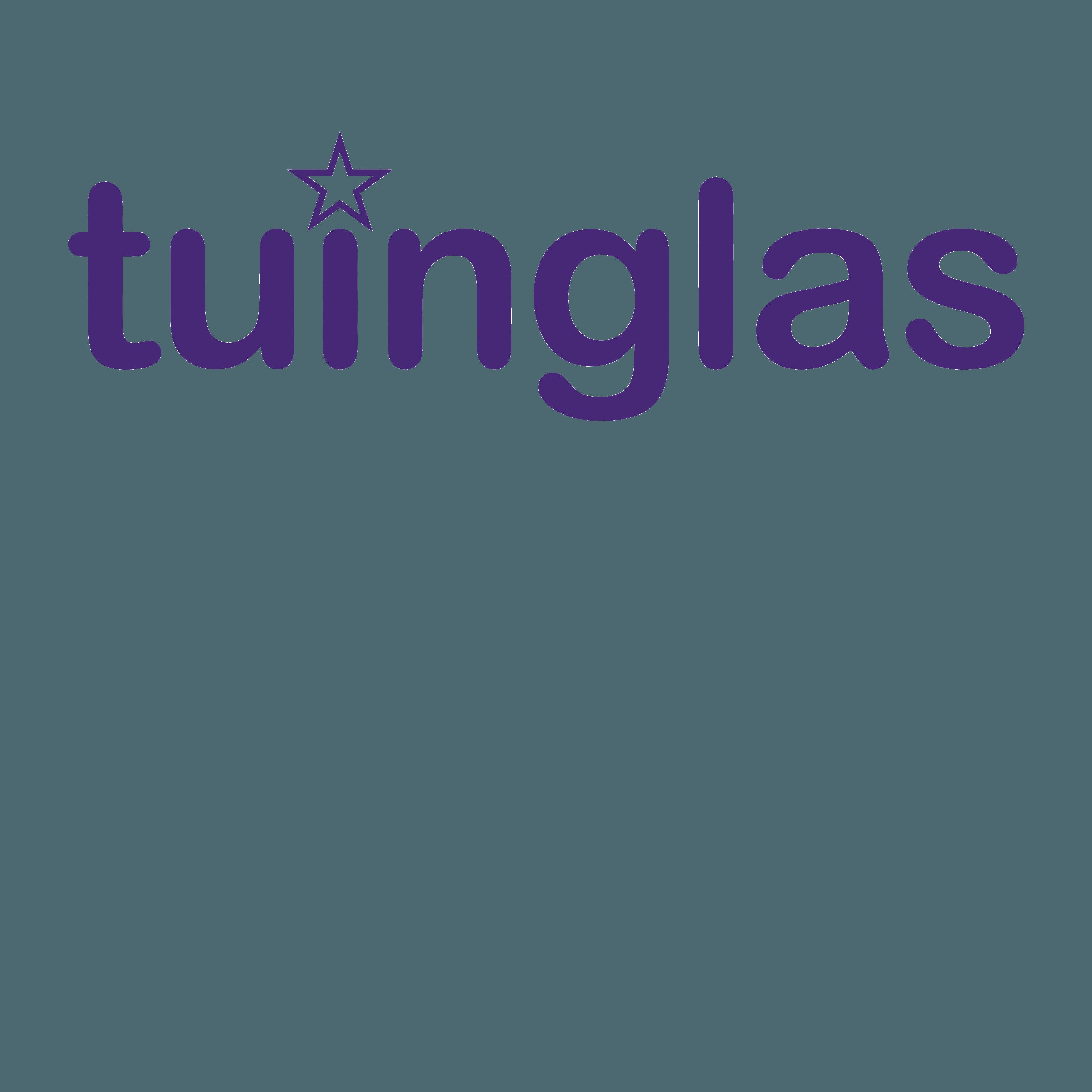 Tuinglas.nl, Tuinglas