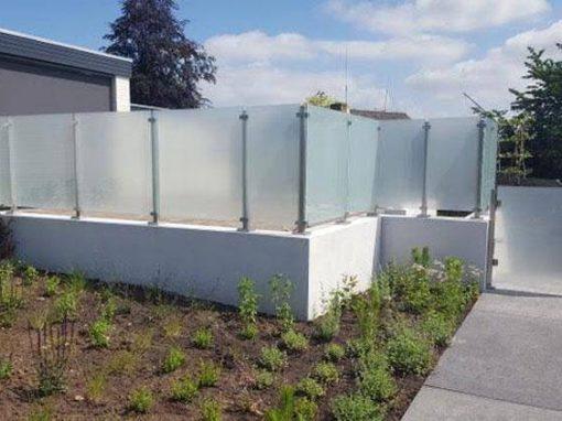 Plexiglas Windscherm Tuin : Tuinglas tuinafscheiding en mobiele terrasschermen vanuit