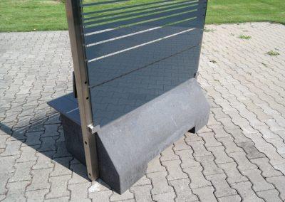 betonbank verplaatsbaar